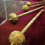 Transylvanian maces, break of the 16th and 17th century