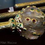 Bulawa-mace with crystal head, Ottoman empire, 2nd half of the 16th c.