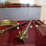 Polish buzdygan-maces, half of the 18th c.