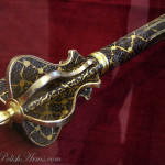 Polish buzdygan-mace, half of the 18th c.