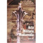 Acta Militaria vol. 3